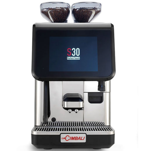 La Cimbali S30 S10 TurboSteam Milk4 Cold Touch